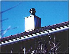 Windkat mit Schornstein 22
