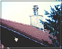 Windkat mit Schornstein 23