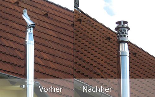 Schornsteinabdeckung Kaminabdeckung Kaminhaube Regenhaube 500 X400 Mm Edelstahl Waren Des TäGlichen Bedarfs Heimwerker